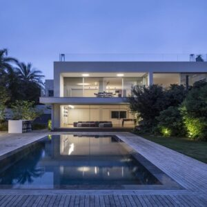 Luxury unique waterfront villa in prestigious location in Caesarea (8)